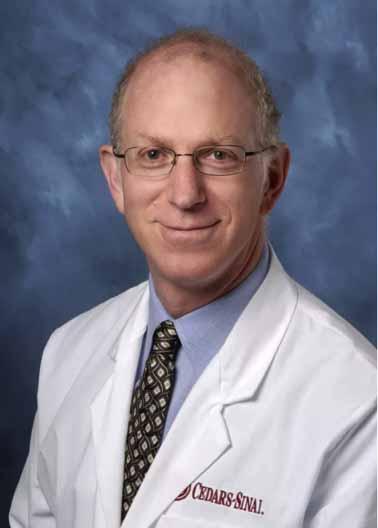西达赛奈癌症中心主任 Howard Sandler医学博士