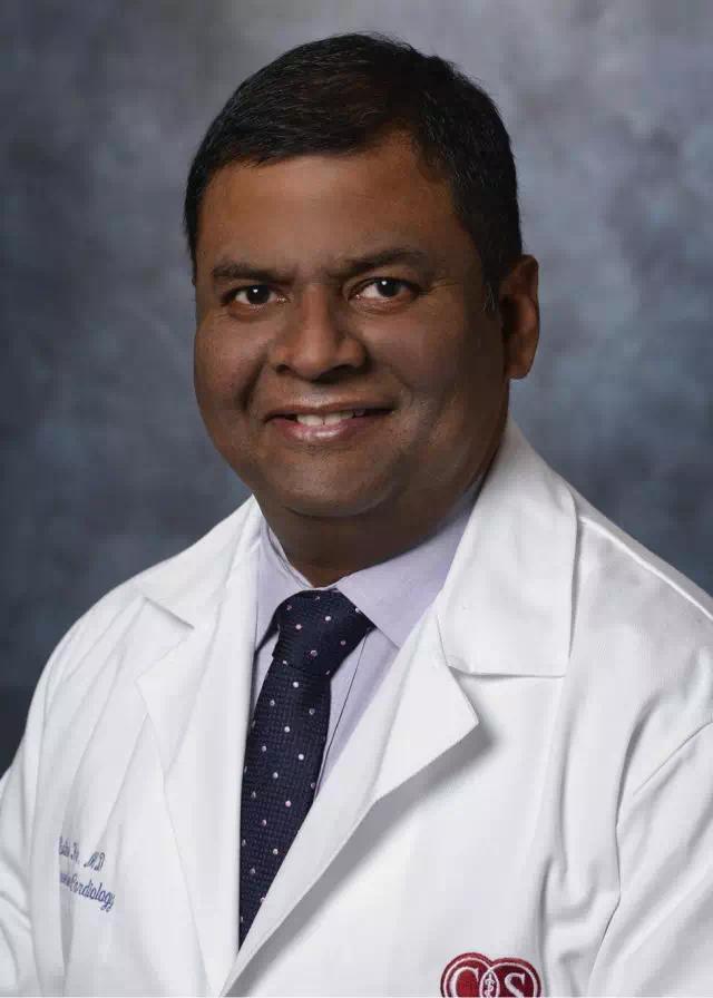 西达赛奈医疗中心心脏介入专家Saibal Kar医生