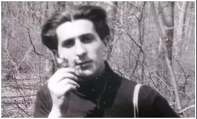 ▲年轻的乔治·布奇(George Berci)